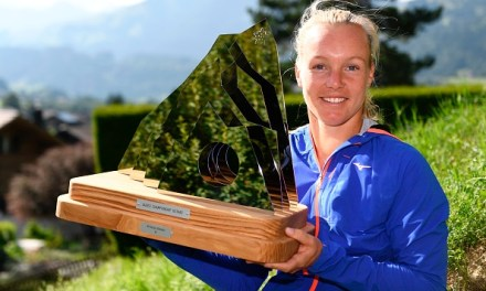 WTA | Bertens wins in Gstaad