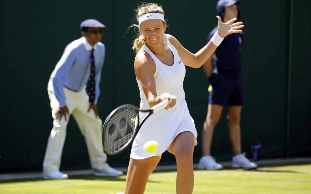 Wimbledon Day 3 | Azarenka cruises to date with Watson