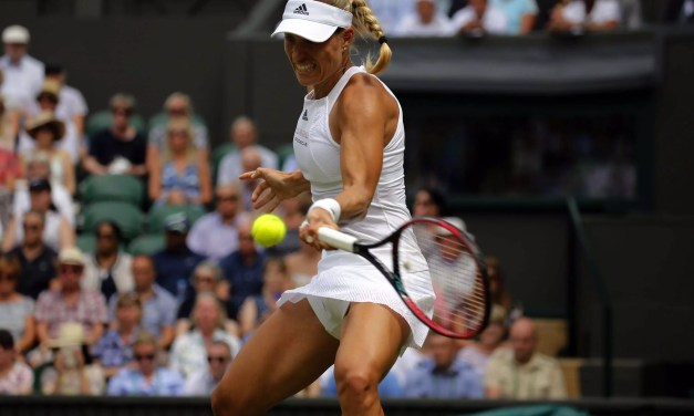 Wimbledon Day 2 | Kerber clears first test