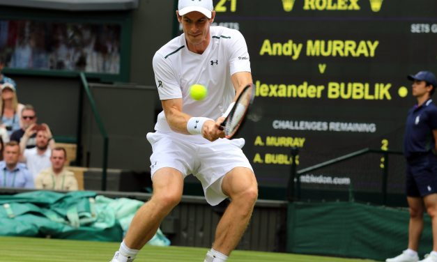 Wimbledon Day 1 | Murray leads the way