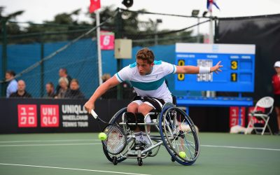 Nottingham | Alfie Hewett takes on world No.1