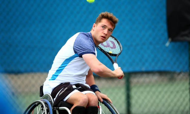 St Louis   Five Brits looking to lift titles in US Open USTA Wheelchair Tennis Championships