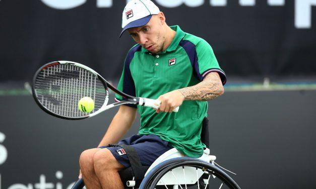 Nottingham | Lapthorne on track for British Open double