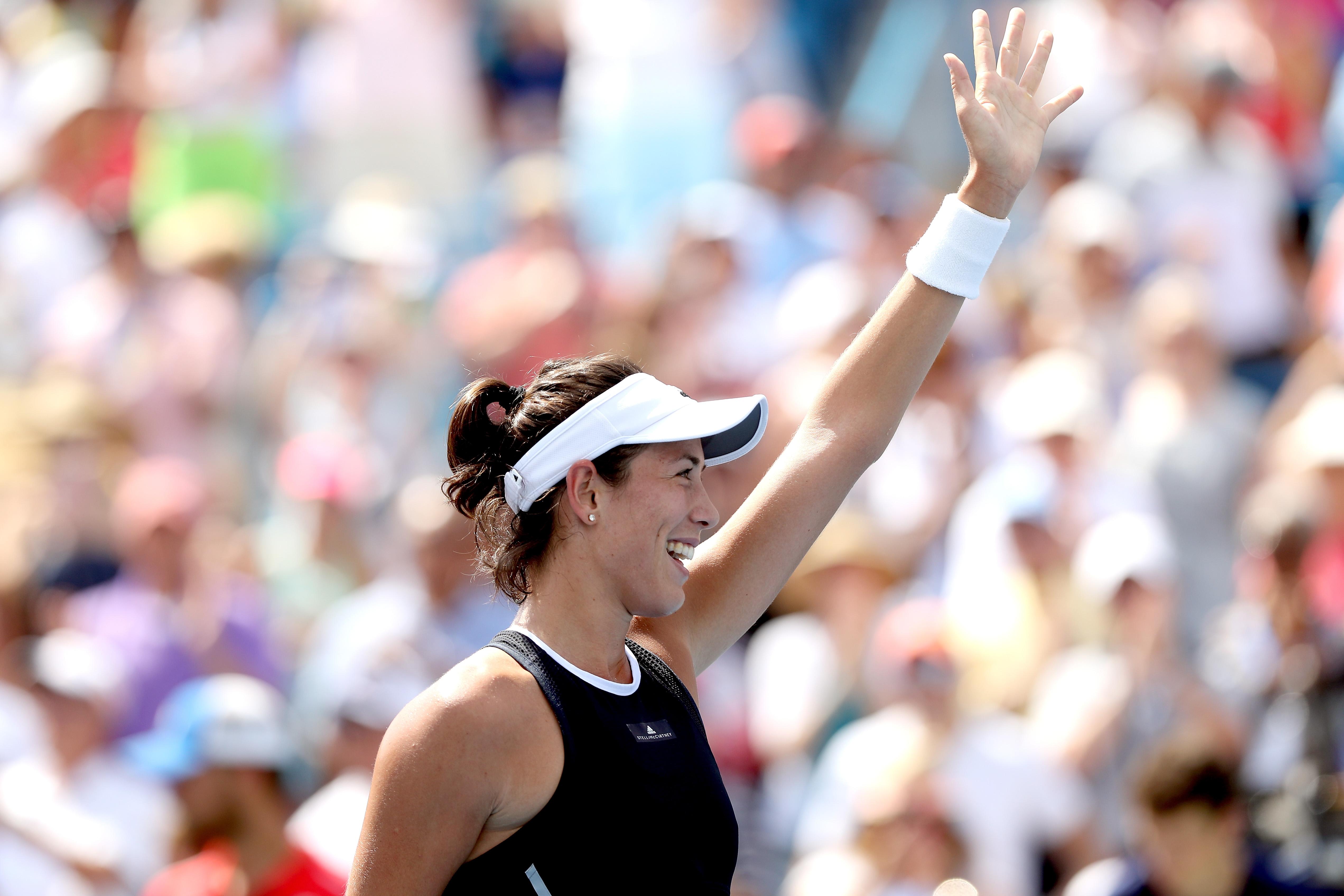 Cincinnati | Garbine Muguruza thrashes Simona Halep in final