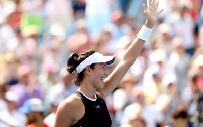 Cincinnati | Garbine Muguruza thrashes Simona Halep in final