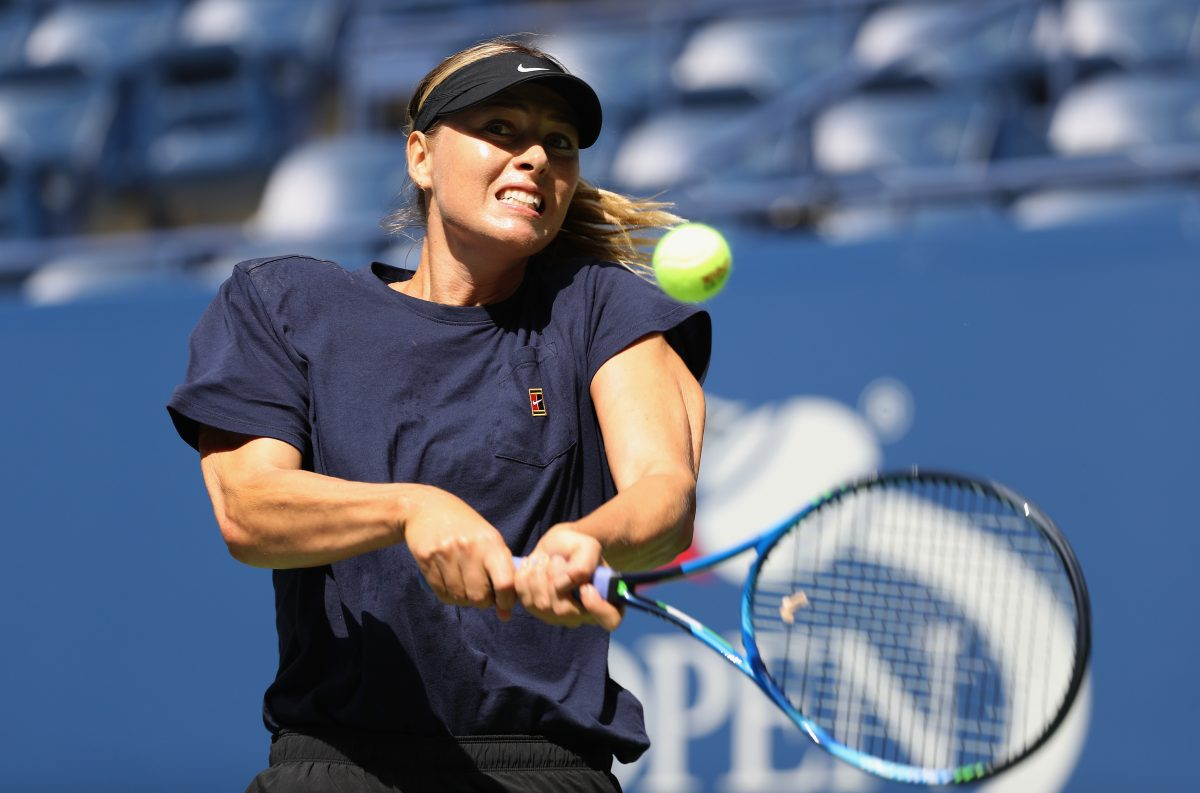 US Open Preview   Anticipating Sharapova