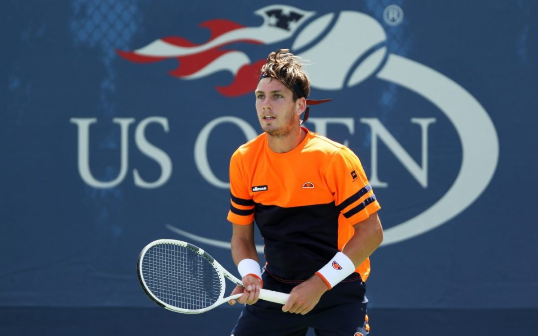 US Open Day 1 | Brits come through in the men's draw