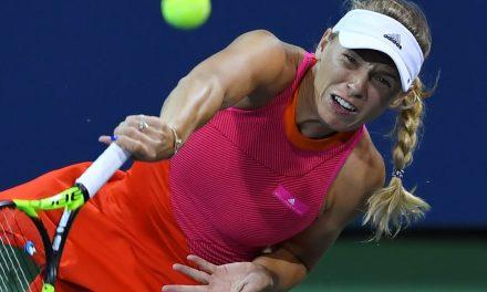 US Open Day 3    Wozniacki joins mass exodus
