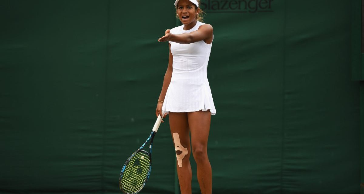 US Open Juniors   Top seeds tumble in Girls draw