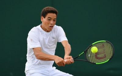 US Open Juniors | Loffhagen beats rival Kypson in junior ranks