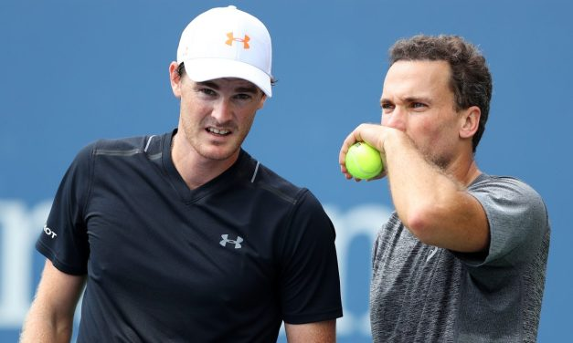 US Open Day 4 | Jamie Murray leads the Brit Pack away from singles