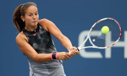 US Open Day 6   Kasatkina takes out Ostapenko