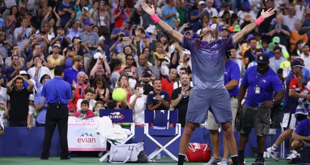 US Open Day 8 | DelPo survives epic to face Roger