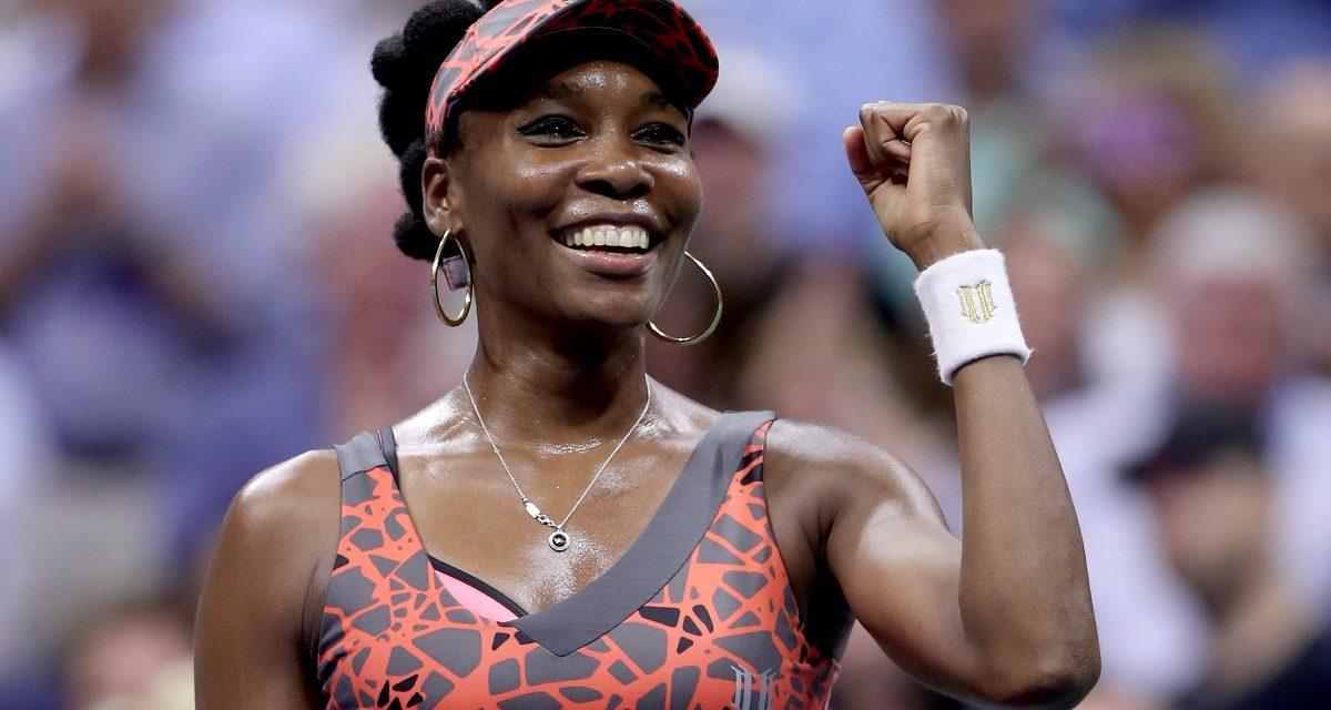 US Open Day 9   Venus edges past Kvitova into semis