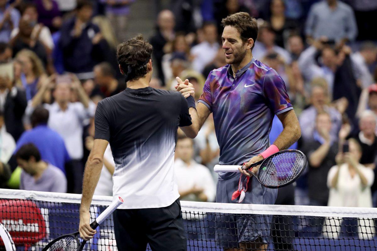 US Open Day 10 | Juan Martin del Potro upsets Federer