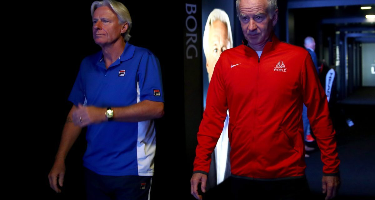 Laver Cup   Holding court in Prague, Europe 2-0 up