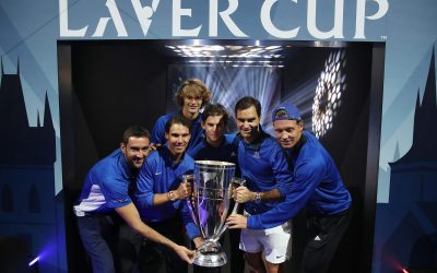 Laver Cup   Europe snatch victory in last match!