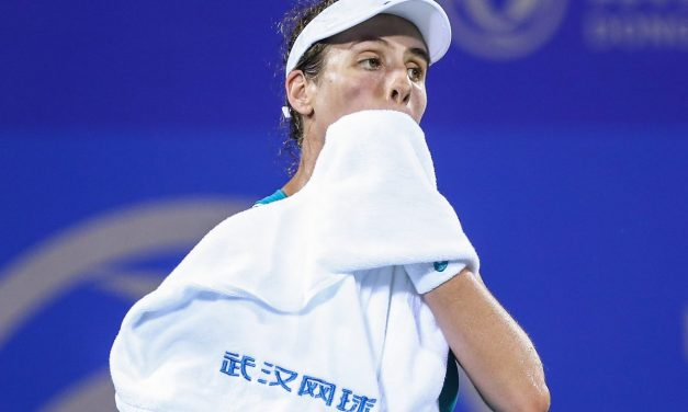 China Wuhan Open | Konta's poor run continues