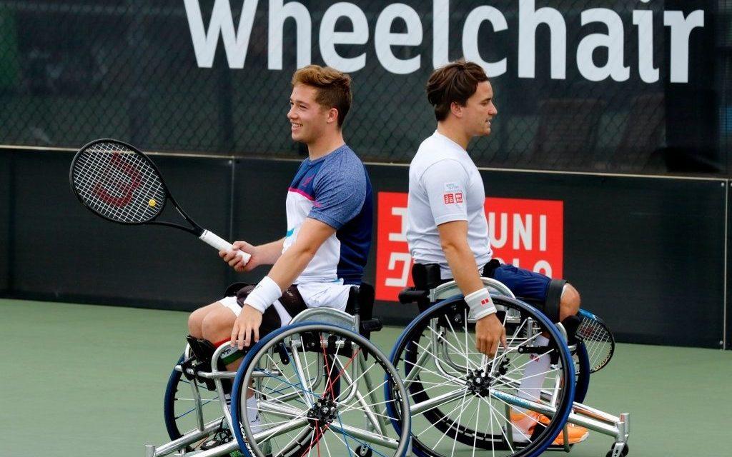 US Open Day 12 | Reid and Hewett set up an all-Brit semi-final showdown