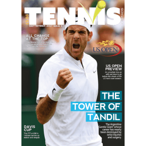 Tennis Threads Magazine - Issue 9 Vol 1