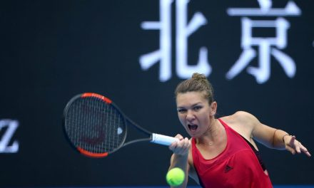 Beijing Open | Halep trounces Sharapova