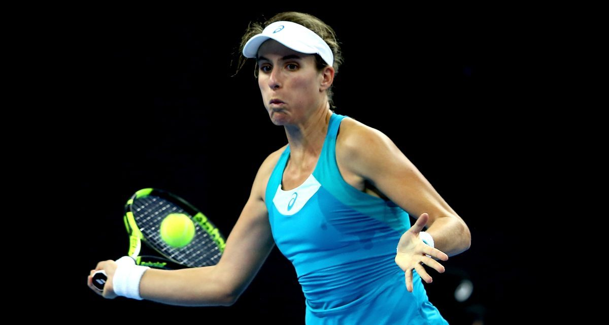 Beijing Open   Another first round loss for Konta