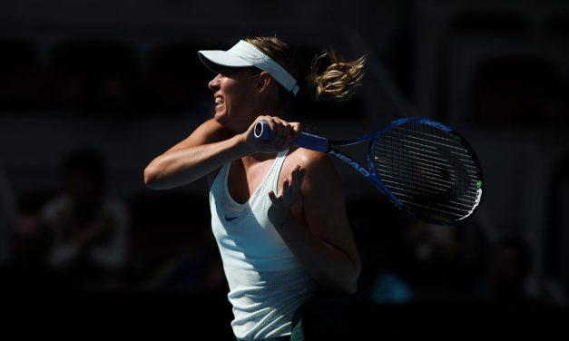 Beijing Open | Sharapova squeezes through