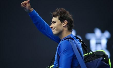 Beijing Open   Nadal just gets through