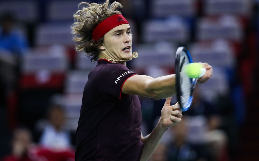 Vienna | Zverev battles past Simon