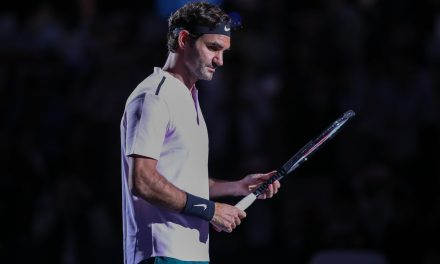 Basel | Federer given a shock