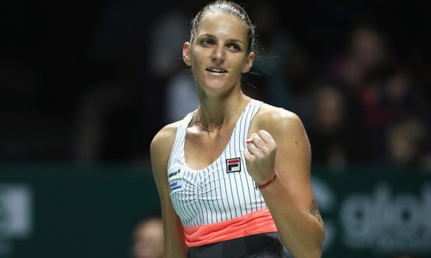 Singapore | Pliskova and Muguruza take early leads