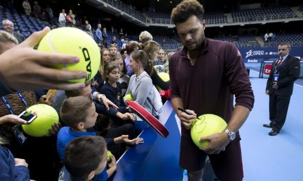 Vienna | Tsonga and Pouille make it an All-French final
