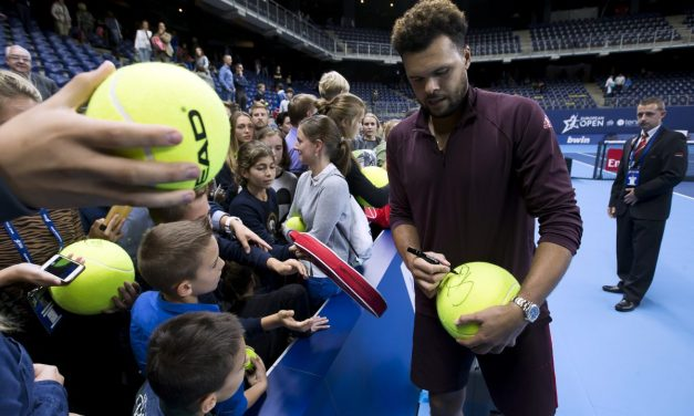 Vienna   Tsonga and Pouille make it an All-French final