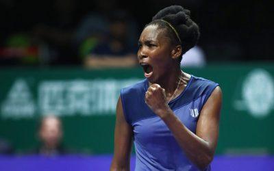 Singapore   Venus rises to the occasion – Pliskova trounces Muguruza