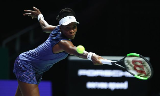 Singapore | Venus snatches semi-final spot