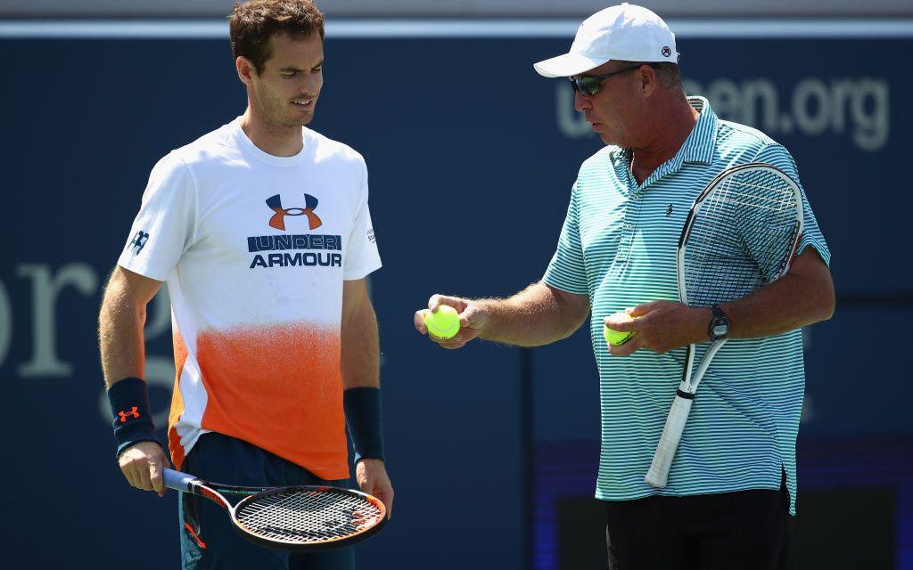 London   Murray and Lendl part – again
