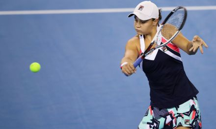 Zuhai | Barty stuns Kerber to reach semis