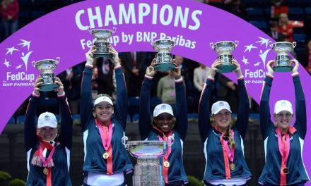 Minsk   USA clinch Fed Cup thriller over Belarus