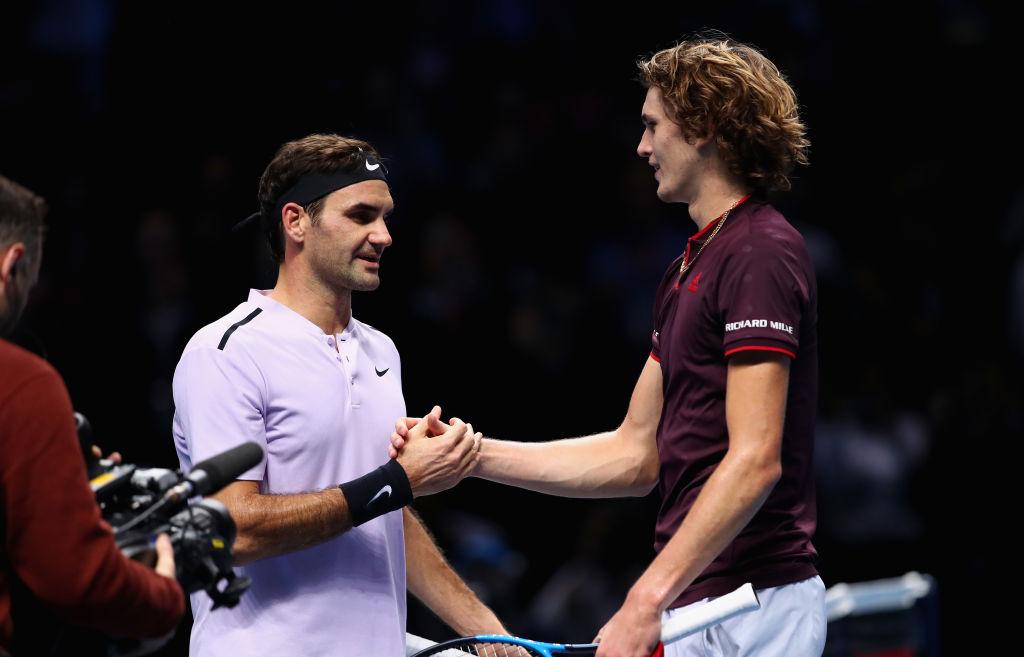 London   Federer still the Master