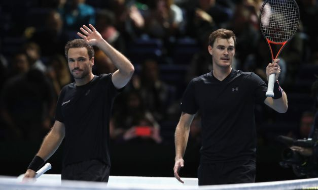 London | Murray into last four