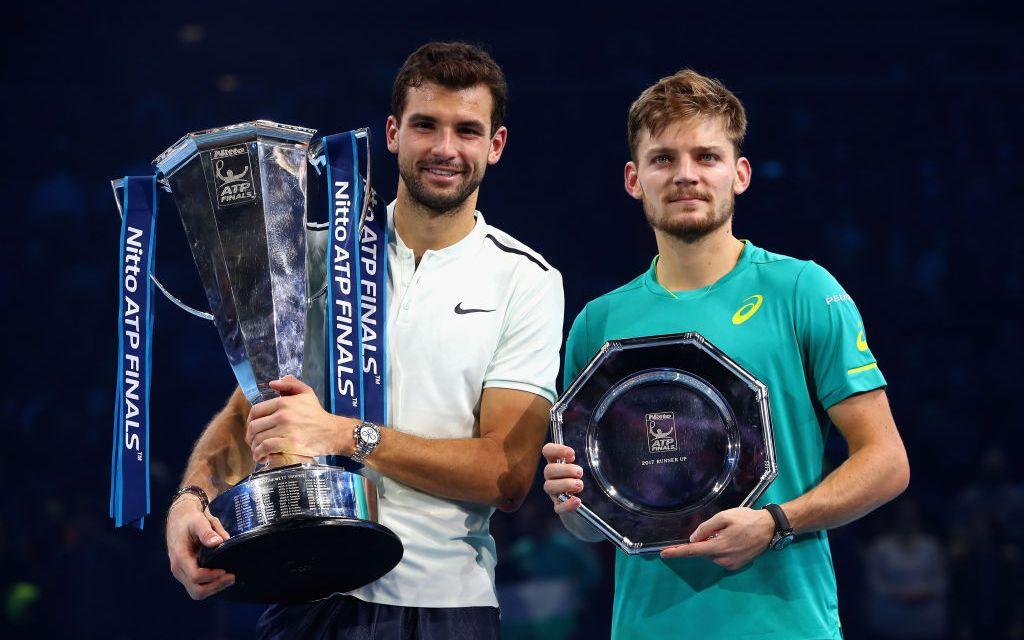 London | Dimitrov finally claims a major title