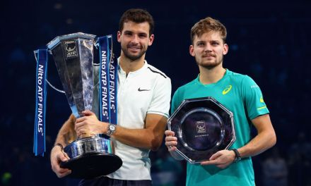 London | Dimitrov finally claims a major title