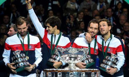 Lille | France triumph in Davis Cup final