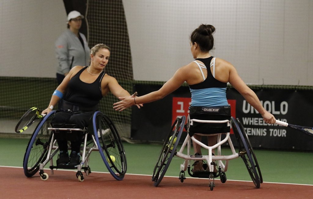 """UNIQLO Doubles Masters 