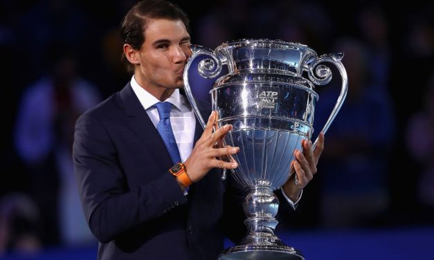 London | Nadal and Muguruza named ITF World Champions