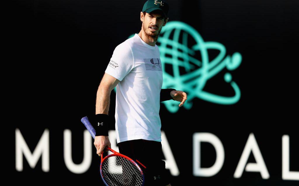 Abu Dhabi   Djokovic makes his return while Murray practices