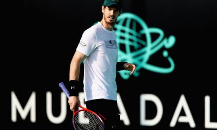 Abu Dhabi | Djokovic makes his return while Murray practices