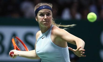Brisbane   Svitolina and Konta progress but Kvitova withdraws