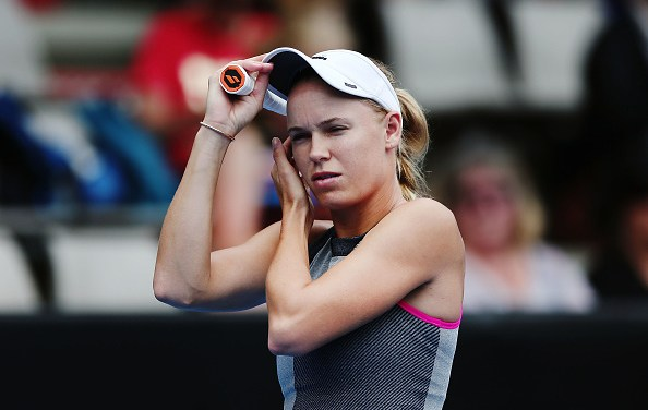 Auckland | Despite rain delays, the top two seeds reach final