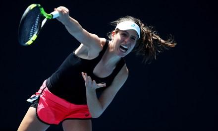 Melbourne | The Australian women's draw is wide open